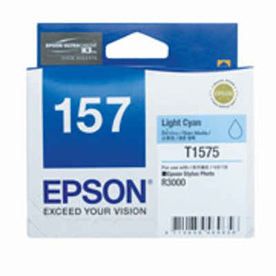 Epson C13T157590 Light Cyan ink cartridge