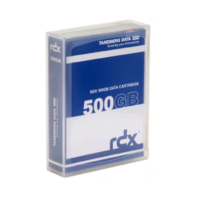 Tandberg DT8541 RDX QuikStor 500GB Rugged HDD Cartridge