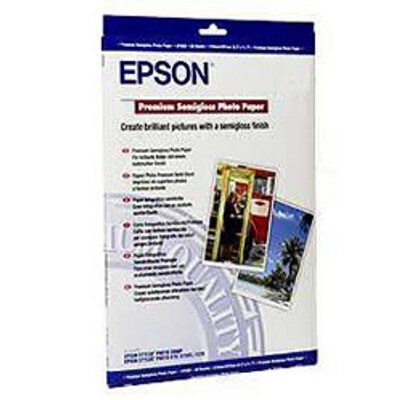 Epson A3+ Premium Semigloss Photo Paper