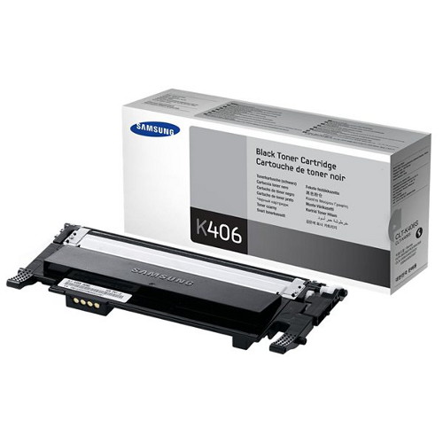 Samsung CLT-K406S Black Toner for CLP-360/365, CLX-3300/3305