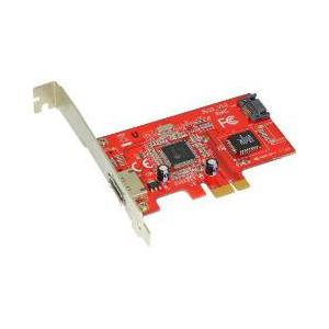 Condor MP363C-E PCI-E - 1x SATA + 1x eSATA