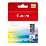 Canon CLI36C Four Colour Ink Tank (Yield, up to 109 pages)