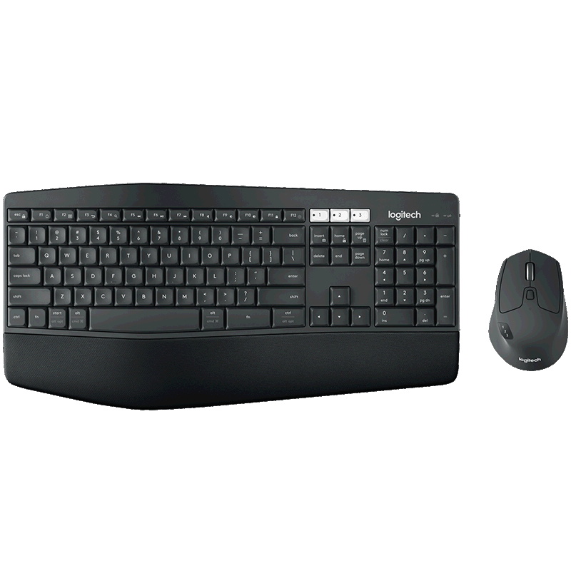 Logitech 920-008233 MK850 Wireless Keyboard and Mouse