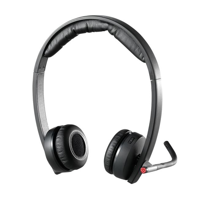 Logitech 981-000511 Wireless Headset Mono H820e