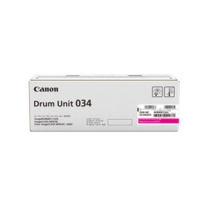 Canon CART034MD Magenta Drum Cartridge to suit MF810CDN (Yield, 34,000 pages)