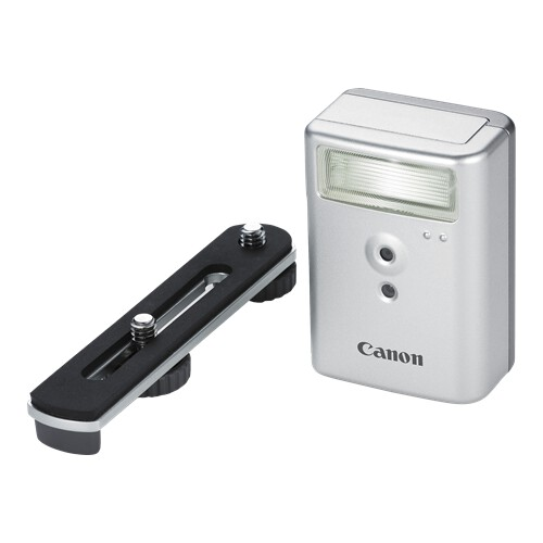 Canon HFDC1 High Power Flash suits all models EXCEPT S600, Pro90IS, Pro70 and IXUS 960IS