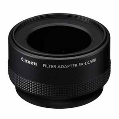 Canon FADC58B Lens Filter Adapter for Canon G12