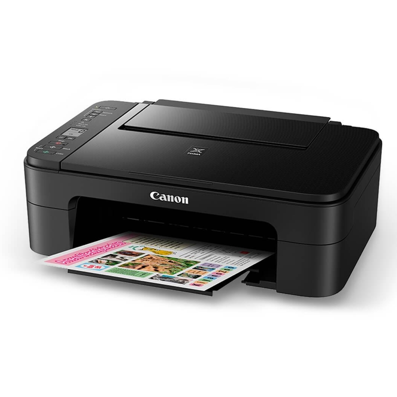 Canon TS3160 All in One Wireless Multifunction InkJet - Black