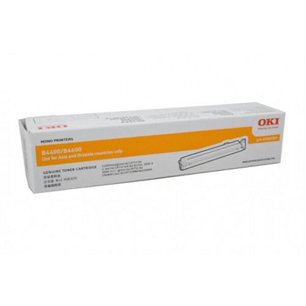 OKI TCOB4400/4600 Toner Cartridge (3000 Yield)