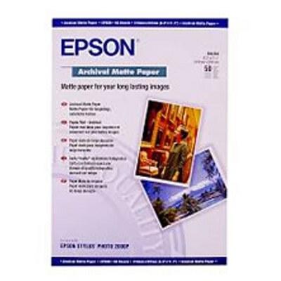 Epson A3 Archival Matte Paper