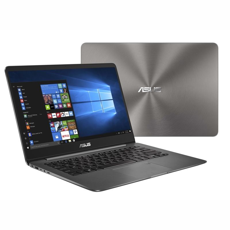 Asus Core i7-8550U 1.8/4.0gHZ,16GB, 512GB M.2 SSD,14.0 Inch FHD, MX150-2GB, Win 10 Pro 64, Grey