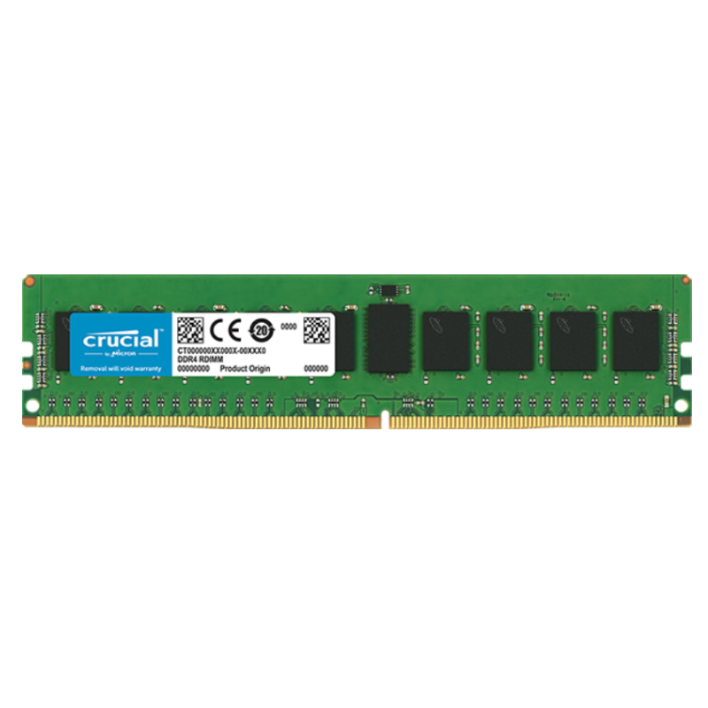 8GB DDR4 2666MHz ECC Registered DIMM 288pin