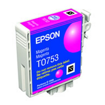 Epson C13T075390 Magenta Ink Cartridge