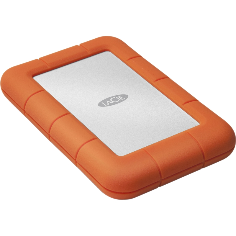 LaCie STFS1000401 1TB SSD Rugged Thunderbolt and USB-C Portable Drive