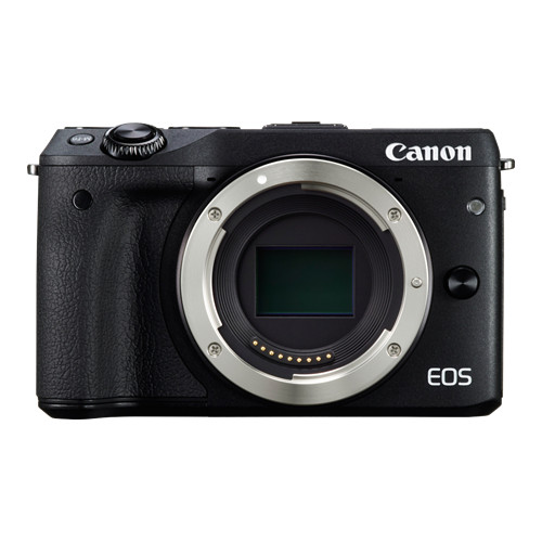 Canon M3BB EOS M3 (Body Only) Digital SLR Camera, Black