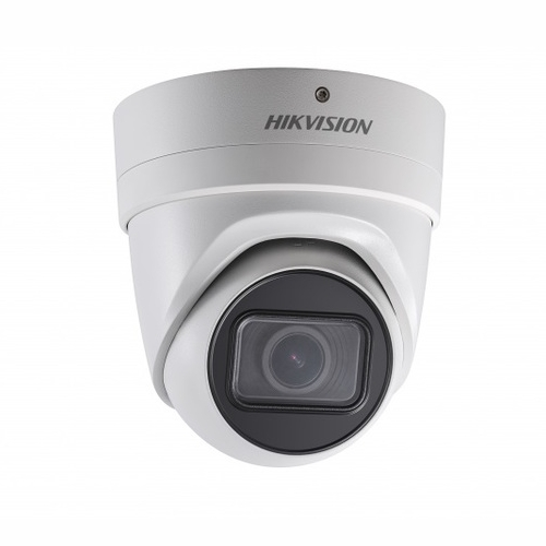 Hikvision DS-2CD2H85WDIZS 8MP Outdoor Motorised VF Turret, H.265+, IR, IO, WDR, IP67, 2.8-12mm