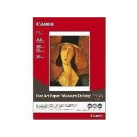 Canon FAME1A4 Paper, 20 sheets, 350gsm Fine Art Museum Etching