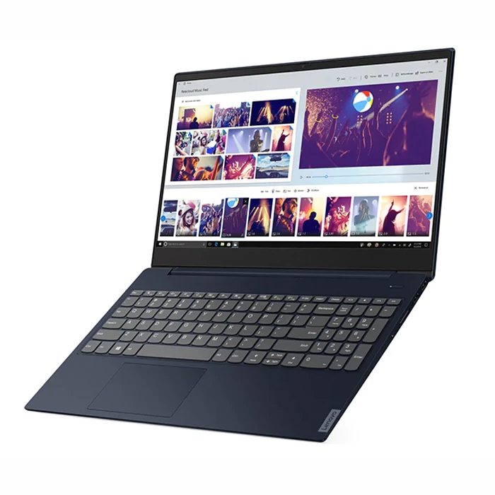 Lenovo Ideapad S340, Core i5-8265U 1.6/3.9Ghz, 8GB, 240GB SSD, 15.6 Inch HD, Win 10 Home 64, Dark Blue