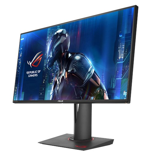 Asus PG279Q 27 Inch 2K IPS, 16:0, 2560x1440, 4ms, DP, HDMI, USB 3.0, Speakers, Height Adjust, 3 Yr