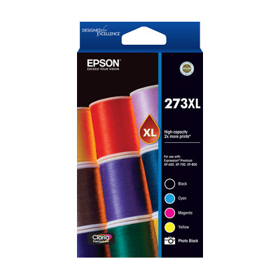 Epson C13T275792 High Capacity Claria Premium 5 Ink Value Pack