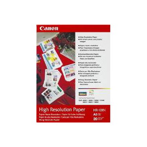 Canon High Resolution A3 Paper - 110gsm 20 Pack