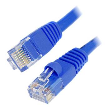 CAT 6 Network Cable RJ45M to RJ45M - 300mm