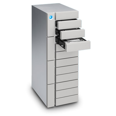 LaCie STFJ48000400 48TB 12big RAID Thunderbolt3 and USB-C (Enterprise)