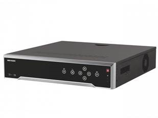 Hikvision DS-7732NI-I4-16 32ch NVR, 16 PoE Ports,  256Mbps, H.265, 4K, 1.5RU, 4 x HDD Bay + 3TB