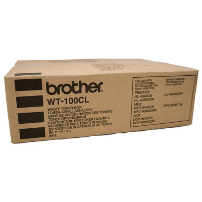 Brother Waste Toner Pack for Printer: HL-4040CN, HL-4050CDN (Up to 20,000 Yield)