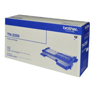 Brother TN-2250 Toner Cartridge for HL-2240D (2,600 Yield)
