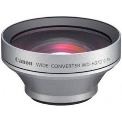 Canon WDH37II Wide Converter Lens to suit HF10/HF11/HF100/HG20/HG21/HR10/HV10