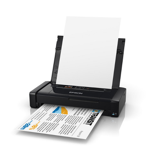 Epson WF100 WorkForce Wireless A4 Mobile Printer