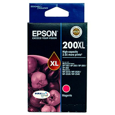 Epson C13T201392 High Capacity Ultra Magenta Ink (Yields up to 450 pages)