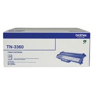 Brother TN-3360 Super High Yield Mono Laser Toner - up to 12 000 pages
