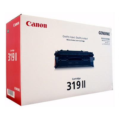Canon CART319II High Yield Toner Cartridge to suit LBP6300DN/6650DN (Yield, 6,400 pages)