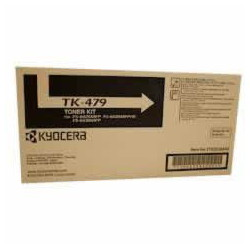 Kyocera TK-479 Black Toner Kit (15,000 pages)