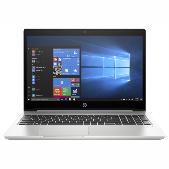 HP ProBook 450 G6, Core i5-8265U 1.6/3.9Ghz, 8GB, 256GB NVME SSD, 15.6 Inch FHD, MX130-2GB,Win 10 Pro 64