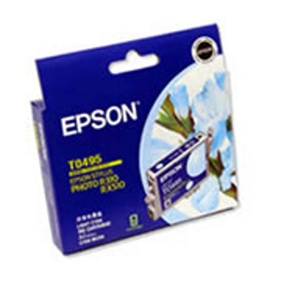Epson Light Cyan Ink Cartridge to suit RX510