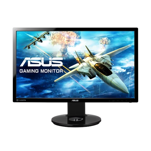 ASUS VG248QE 24 Inch LED, 1920x1080,1ms,HDMI, Dual Link DVID,Tilt,Swivel,Height Adjust,Speakers,Vesa