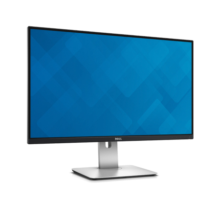 Dell U2715H 27 Inch IPS QHD WLED, 2560 x 1440, 6ms, HDMI, DP, USB, Height Adjust, 3 Yr