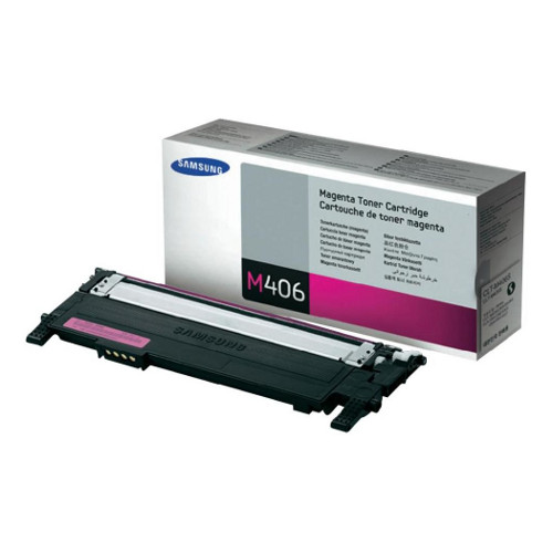 Samsung CLT-M406S Magenta Toner for CLP-360/365, CLX-3300/3305