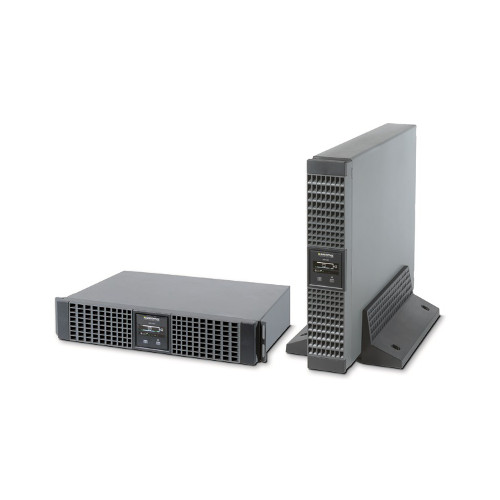 Socomec NRT-U3000 NeTYS RT 3000VA Rack 2U (IEC) Online Double Conversion UPS + rail kit