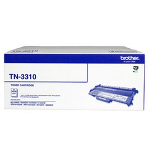 Brother TN-3310 Standard Yield  Mono Laser Toner - up to 3 000 pages
