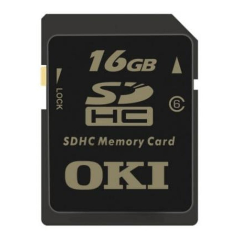 OKI 44848903 16GB SDHC for C831/C833