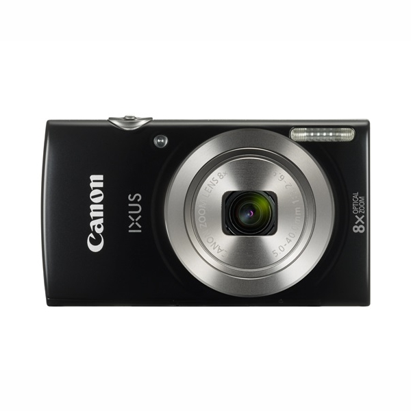 Canon IXUS185BK Digital Camera - Black