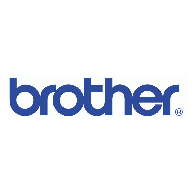 Brother M-K231 Starter Non Laminated Black Printing on White Tape (12mm Width 4 Metres in Length)
