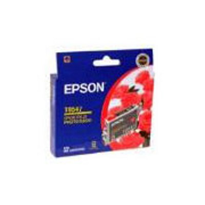 Epson Red Ink Cartridge to suit R800