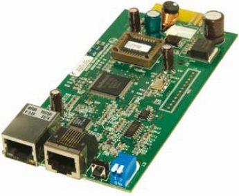 Socomec NRT-OP-SNMP Web / SNMP Network Card to suit NPR-1700RT, NPR-2200-RT and NPR3300-RT