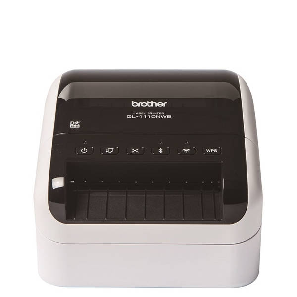 Brother QL-1100NWB Professional Wide Format Label Printer with Bluetooth and Wireless