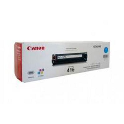 Canon CART416C Cyan Toner Cartridge